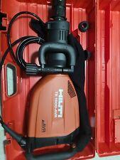 New listing Hilti Te 1500_Avr, 230V Demolition Hammer Package W/ 2 Bits Brand New.