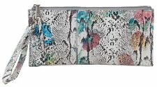 HOBO Hobo Vintage Vida Clutch Wristlet, Fall Foliage, One Size