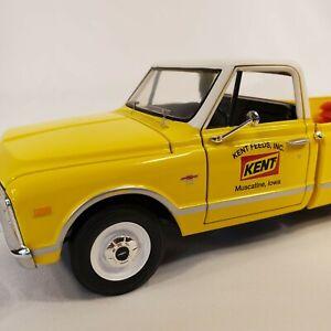 1968 Chevrolet C-10 Pickup Truck Diecast 1/25 Kent Feeds Inc.