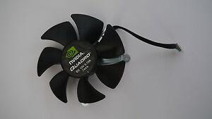 Lüfter für Grafikkarte - Typ 744A - NVIDIA QUADRO - praphic card fan - neu