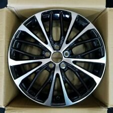 "NEW 18"" 18X8 Alloy Wheel Rim For 2018-2020 TOYOTA CAMRY OEM Quality BLACK 75221B"