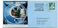 1978 SPACELAB Raumfahrindustrie Bremen NASA Space Alpen
