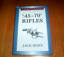 .45-70 RIFLES Rifle Firearms Guns Gun Firearm U.S. Army Cartridge Book NEW