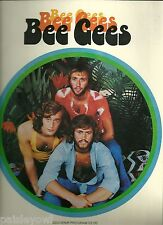 Bee Gees Concert Program 1973 Barry Robin Maurice Gibb Brothers