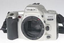 Minolta Dynax 404 SI, analoge SLR Kamera!