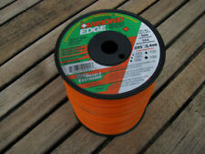 Pro Strimmer Line 2.4mm x 152m  Diamond Edge Fits Stihl & Most Other Makes