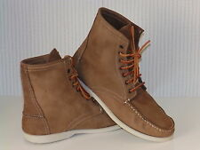 Massimo Dutti leather boots size 9 uk