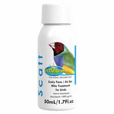 More details for vetafarm scatt bird mite treatment scaly mite air sac mites finches canaries