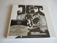 JET For Your Consideration Dual Disc Limited Collector's Edition CD/DVD 2004 NEW