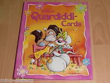 Diddl Ordner für Quardiddlcards + alle 32 Karten 2. Serie wie Neu Rarität