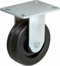 Casterhq 5 X 2 Inch Rigid Caster Phenolic Wheel 1000 Lbs Capacity