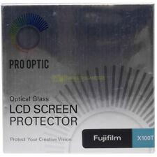 Protezione display LCD Pro Optic Optical Glass per Fuji Fujifilm X-100T. Cover.