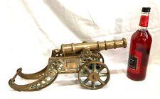 Vintage Bronze Model Of A RMI Canon Miniature Canon