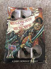 Citadel Warhammer Regiments Of Renown No.7 Bowmen Of Oreon(Wood Elves)Pre Slotta