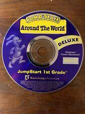 Jumpstart Around The World 1st Grade