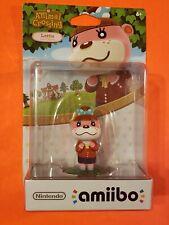 NINTENDO AMIIBO Animal Crossing Lottie Figure Game Piece