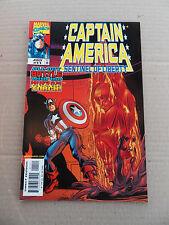Captain America : Sentinel of Liberty 11 .Trading Card Insert - Marvel 1999 - VF
