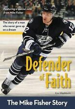 Defender of Faith: The Mike Fisher Story (ZonderKidz Biography) Washburn, Kim P
