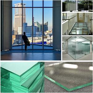 VSG Glas 8mm 0,76 Folie KLAR 37,90 Euro pro m² Überdachung Verbundglas vom WERK