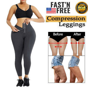 Ladies Womens Pull Me In Hold In Sculpting Slimming Pants Tummy Trimmer Shorts