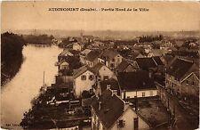 CPA Audincourt - Partie Nord de la Ville (365983)