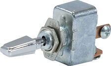 Extra Heavy Duty 50 Amp SPST On/Off Toggle Switch 2 Screw Terminals Metal Body
