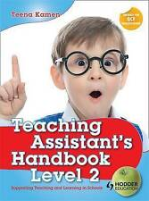 Teaching Assistant's Handbook for Level 2: Supporting Teaching and Learning in S