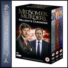MIDSOMER MURDERS - NELSONS CASEBOOK      ****BRAND NEW DVD BOXSET***
