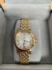 Ladies Guess Collection Gold Watch