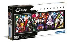 Puzzle Clementoni 1000 piezas panorama Disney