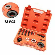 12PCS Pulley Puller & Installer Power Steering Pump Remover Alternator Tool Kit