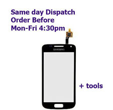 Digitizer Touch Screen Glass For Samsung Galaxy W I8150 i8150 Wonder + tools