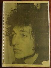 Rain Unravelled Tales, A Rumourography - Clinton Heylin (1982 PP Bob Dylan Book)