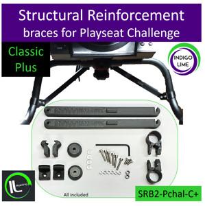 Playseat Challenge Wheel Plate Structural Reinforcement braces. Classic Plus