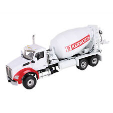 1:50 First Gear *WHITE* Kenworth T880 w/McNeilus Bridgemaster Mixer NIB!