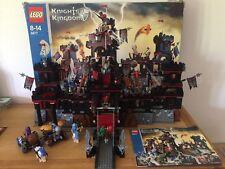 LEGO Castle Vladek's Dark Fortress (8877) Scorpion 100% Complete Boxed !