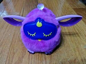 Hasbro Furby Connect Bluetooth Interactive Purple W Mask