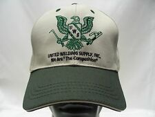 UNITED WELDING SUPPLY - WE ARE THE COMPETITION - ADJUSTABLE BALL CAP HAT!