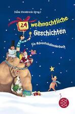 24 weihnachtliche Geschichten (Taschenbuch)  UNGELESEN - alle Seiten geschlossen