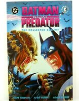 DC / Dark Horse BATMAN vs PREDATOR TPB (Collects #1-3) 3rd Print SHIPS FREE!