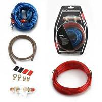 Audio 1500W Complete 10 GAUGE Car Amp Amplifier Cable Subwoofer Wiring Kit