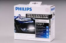 Philips LED Day Light 12831WLEDX1 9 DRL DAYTIME RUNNING LIGHTS 12V 6W