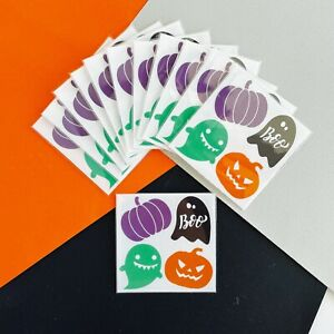Pack of 12 - Paint Your Own PYO Cookie Icing Palette - Halloween PYO Palette