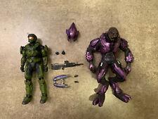 New ListingHalo Reach Mcfarlane Spartan Cqc Custom And Elite Minor Figure 2 Pack