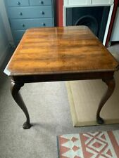 Solid Wood Dining Room Table & 4 x Chairs