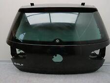 Heckklappe Kofferraumklappe Heckscheibe LC9X schwarz VW Golf 7 VII 5G
