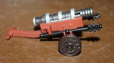 Playmobil arme canon soldats du Lion 2 projectiles 4871 4872 4874 ref gg