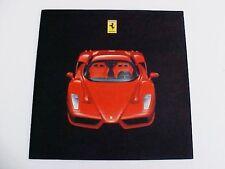 Ferrari Enzo Sales Brochure Pamphlet_Disc Paris 2002 OEM