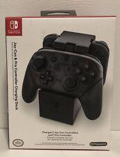 Nintendo Switch Joy-Con & Pro Controller Charging Dock NEW OPEN BOX