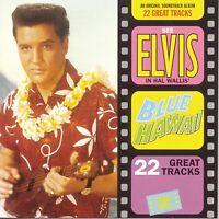 ELVIS PRESLEY Blue Hawaii CD BRAND NEW 22 Great Tracks Original Soundtrack